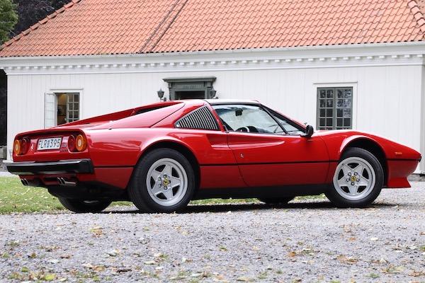 Ferrari 308 QV GTS
