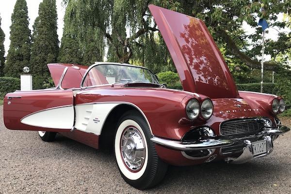 Corvette C1-1961