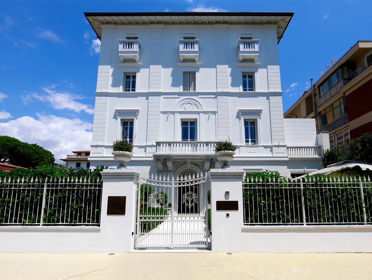 Available weeks in Forte Dei Marmi