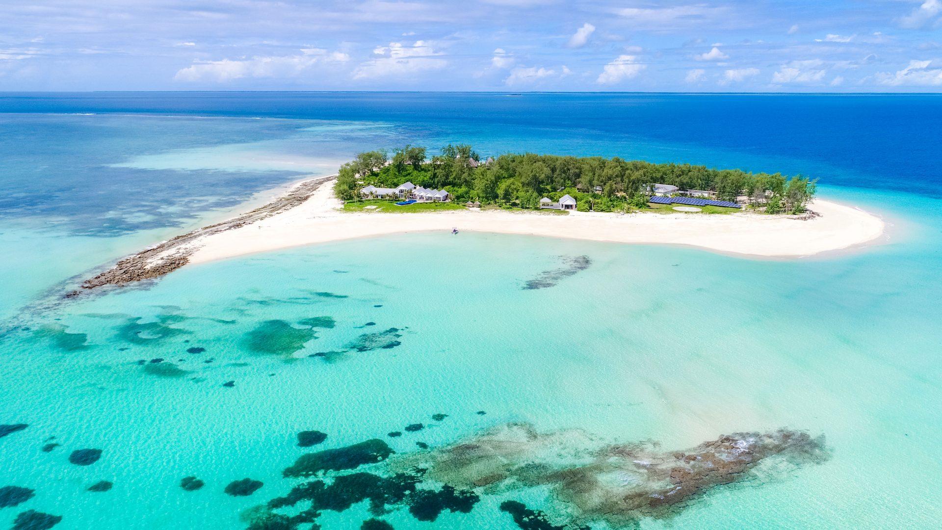Agreement with Thanda Island