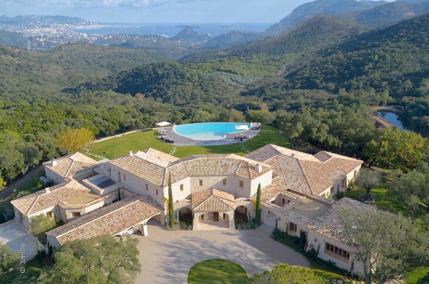Cannes Private Estate