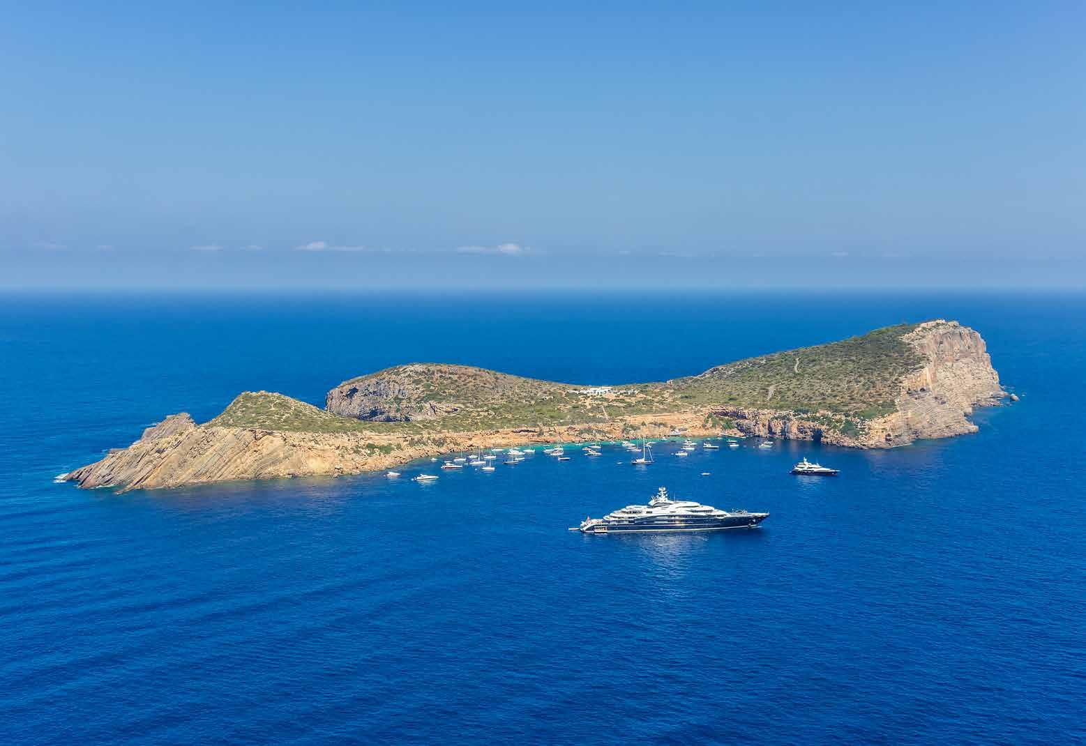 Balearic Private Island