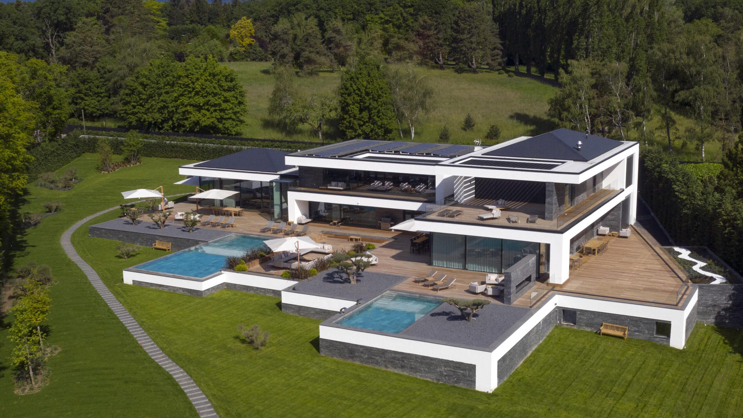 Grand Villa Geneva, Switzerland