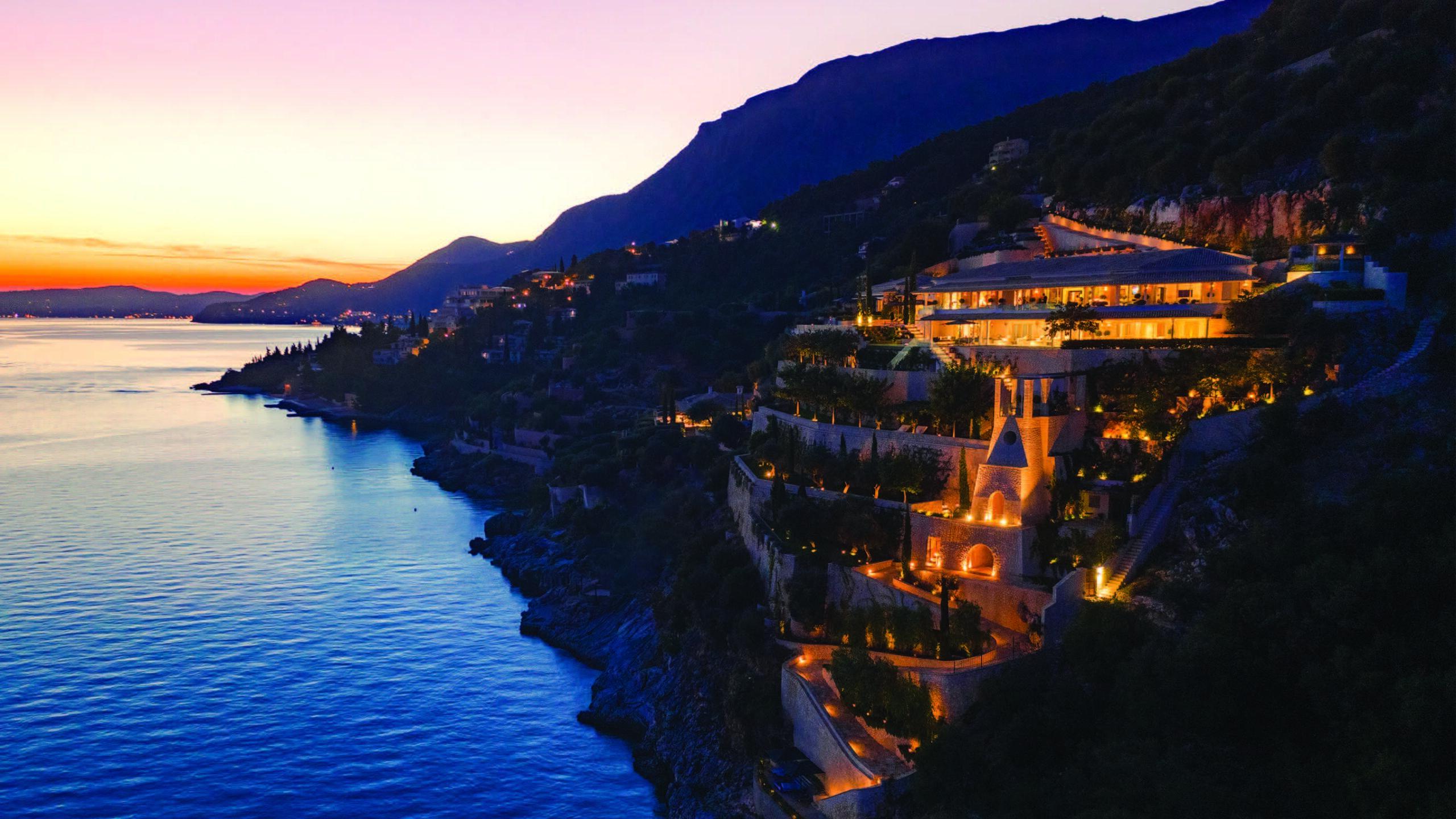 Private Villa, Corfu, Greece