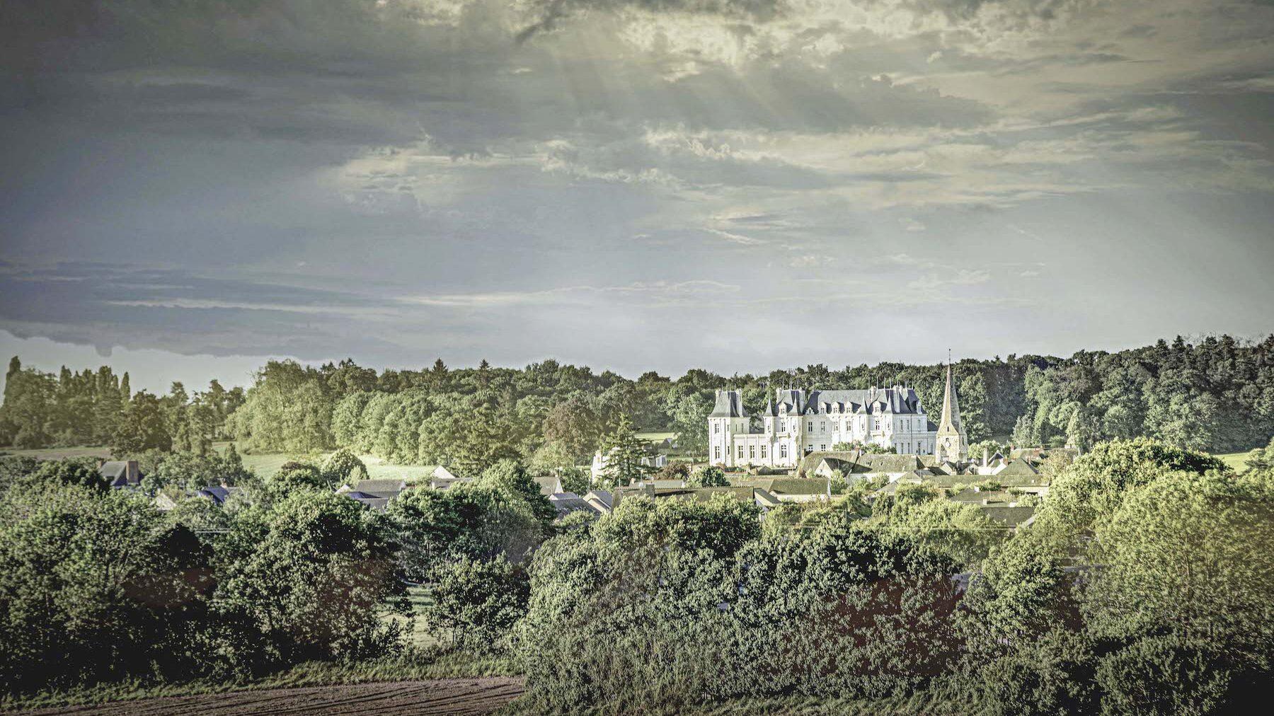 Chateau de Falloux, France </br>(Auction July 15)