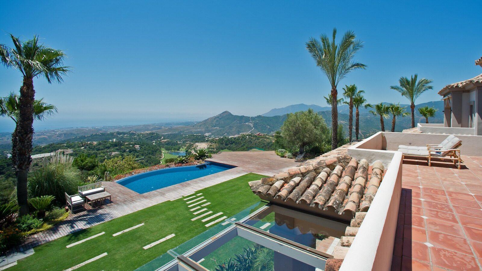 Beautiful mansion in La Zagaleta – Benahavis – Marbella