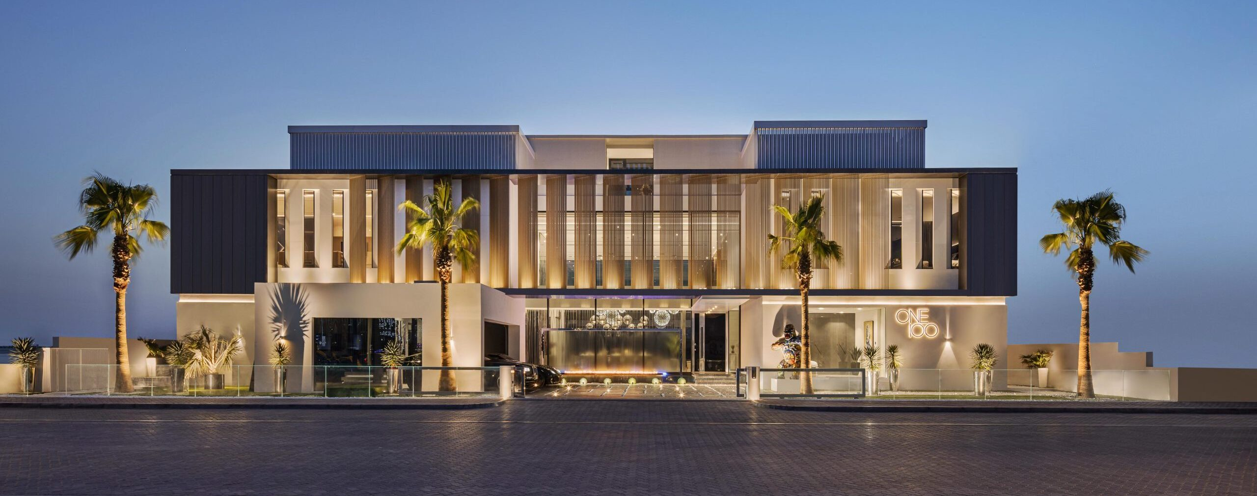ONE100-Palm – the most unbelievable house in UAE