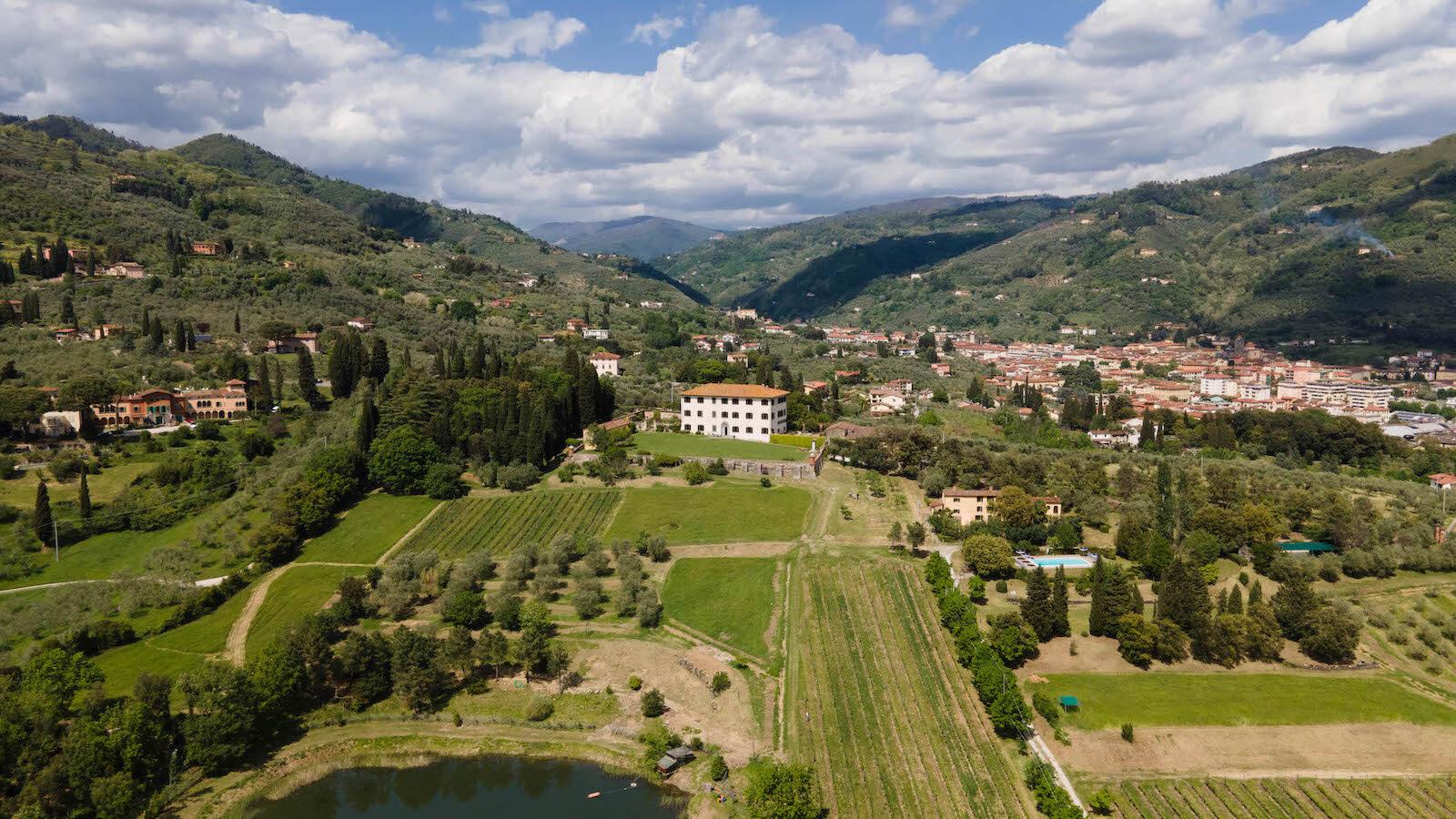 Tuscany, Italy </br>(Auction July 8)