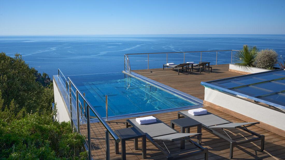 Villa Castle Bay, Roquebrune Cap Martin, France